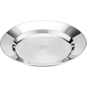 CAMPZ Stainless Steel Dinner Set 1 Person silver